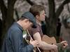 Musical Duo (Scott 97006) Tags: guys musicians music duo talent bokeh park