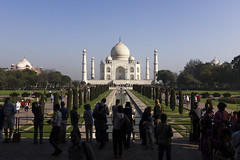 Taj Mahal (Mike Legend) Tags: india agra taj mahal