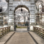 Das Tor zur Köpenicker Schlossinsel - HDR - Enhancer thumbnail