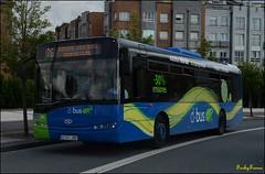 DBus (Autobuses y Emergencias) Tags: solaris urbino hybrid dbus donostia bus amara riberas martutene urbanos