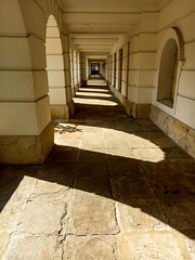 The alley (almarams) Tags: architecture buildings museum museumbankindonesia city urban jakarta history historical
