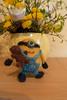 handgemacht (wolf238) Tags: minions stuart teddy gehäckelt handmade handarbeit figur spielzeug püppchen