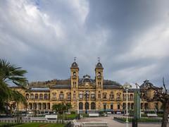 Donostiako Udala (San Sebastian City Hall) (ctj71081) Tags: architecture sansebastian spain
