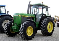 John Deere 4255 (samestorici) Tags: trattoredepoca oldtimertraktor tractorfarmvintage tracteurantique trattoristorici oldtractor veicolostorico