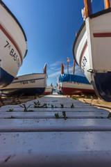 Llafranc (Agudolypse) Tags: llafranc girona catalonia catalunya port pasarela puerto barcas barcos barques boats boat marina bay dock sky