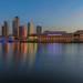 Tampa Skyline Sunrise