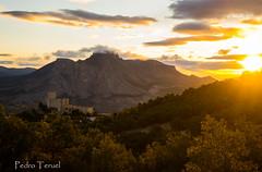 Amanecer en Vélez Blanco (pedrojateruel) Tags: castillo andalucia almería vélezblanco amanecer