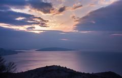 IMG_3441-1 (Andre56154) Tags: kroatien croatia hrvatska wasser water meer ozean ocean himmel sky wolke cloud küste coast sonne sun landscape dawn sunset