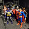 The World's Finest (Gootie29) Tags: batman superman captainamerica ultraseven indianajones drwho actionfigures toys