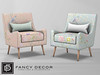 Floral Armchairs Fifty Linden Friday (fancydecorsl) Tags: flf fifty linden friday sl second life fancy decor