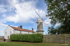 Bircham Windmill, Norfolk. (I'mDKB) Tags: 1835mmf3545g 2016 bircham nikond600 september imdkb norfolk northnorfolk 1835mm windmill lightroom5 lr5