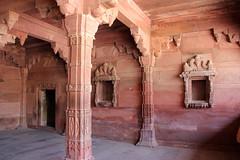 Fatehpur Sikri - (63) (Rubén Hoya) Tags: fatehpur sikri templo palacio capital imperial rajasthan india