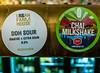 Beer Pump Labels ( Craft Craft Beer Company (Holborn - London) (High ISO) (London) Panasonic LX100 (1 of 1) (markdbaynham) Tags: london londonist capital capitalcity urban metropolis highiso uk gb city panasonic panasoniclumix lumixer lumix lx100 dmclx100 panasoniclx100 fixedlens fixedzoom compact pub drink