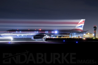 British Airways G-EUXK 2-2-2018