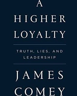 Snowy day. Spending the day reading #ahigherloyalty #jamescomey #kindle