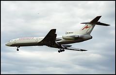 RA-85797 - Barcelona (BCN) 21.09.2002 (Jakob_DK) Tags: t154 tupolev154m tupolev tupolevtu154 tu154 tu154careless tupolev154 tupolevtu154m tu154m lebl bcn barcelona–elpratairport barcelonaairport barcelona–elprat erg aviaenergo aviakompaniaaviaenergo 2002 ra85797