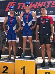 triatlon sprint Benidorm @WhiteGoForIt Team Claveria 8