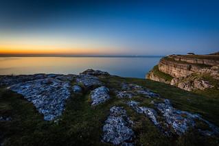 Great Orme  #llandudno #greatorme #bluehour #clifftop