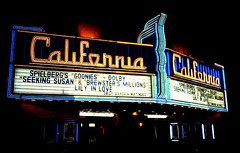 California Theater, Berkeley