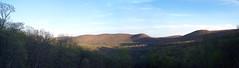 Early sunset on Bear Mountain (Hourman) Tags: bearmountain spring sunset ny