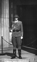 East Berlin 1978 (davidharding) Tags: berlin soldier communism ddr unterdenlinden