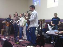 Worship Band (Byrnesyliam) Tags: music church worship conferance stcombs destinationofworship stcombscommunitychurch