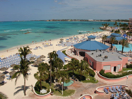 Vacaciones en la Isla de Bahamas