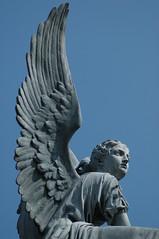 Nijm17 - winged (Vina the Great) Tags: meetup nijmegen statue angel wings valkhof