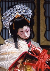 Kabuki actor 10 (転倒虫) Tags: boy people japan kabuki actor topv777 nagahama
