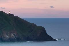 Point Sur Lighthouse, California (mhawkins) Tags: lighthouse bigsur pointsur sunset
