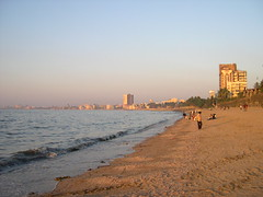 Dadar Seaface, Mumbai (Velachery Balu) Tags: dadar mumbai seaface sunset