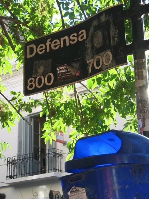 D for Defensa