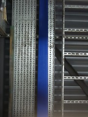 Cable trays (::: mindgraph :::) Tags: blueline blue line steel cable silver