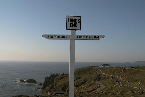 Land's End (9903d)