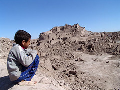 Bam (pooyan) Tags: pooyantabatabaei pnvpcom iran bam earthquake children child peopleinthenews dailylife