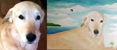 """""""maña"""" (Felipe Smides) Tags: maña felipesmides smides retrato pintura animal animales retratos"""