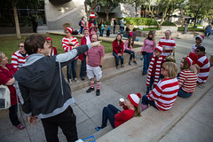 1612 Where's Waldo flashmob3 (nooccar) Tags: dtphx 1612 improvaz dec2016 nooccar cityscape devonchristopheradams whereswaldo contactmeforusage devoncadams dontstealart flashmob photobydevonchristopheradams