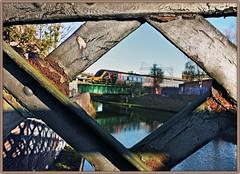 Old Iron, new plastic (geoff7918) Tags: lmsbridge smethwick 1045bournemouth manchester