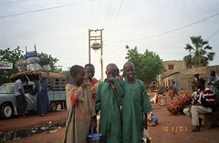 Kids of Sevare (upyernoz) Tags: mali sevare kids