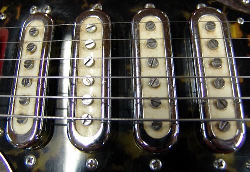 "GUITART - Блог про гитары "" звукосниматели"