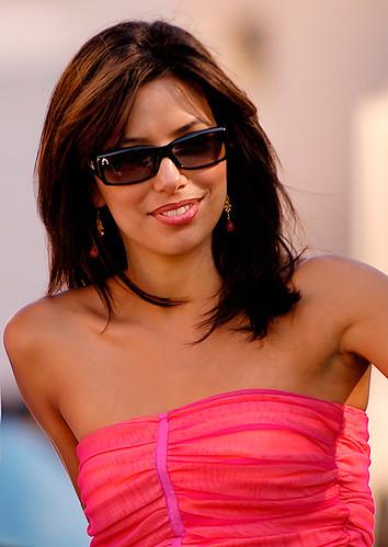 Eva Longoria Sexy Lips for Revlon Model