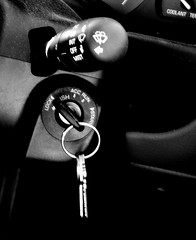keys to your kingdom (fallsroad) Tags: blackandwhite bw oklahoma car keys brain norman neurology epilepsy seizure topv7777 normanoklahoma
