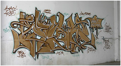 Asalt (funkandjazz) Tags: mec graffiti california abandoned sanfrancisco asalt ask