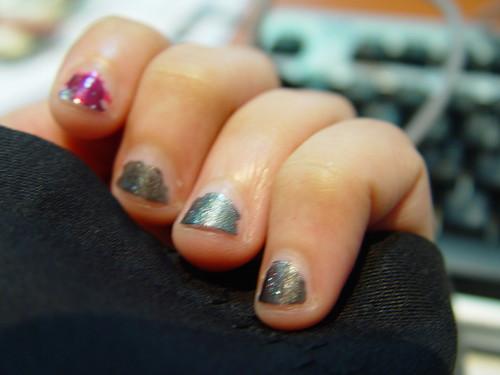 Nail Art Ugly Nails