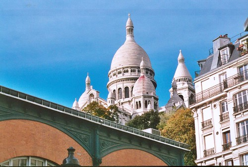 SacreCoeur from St Pierre