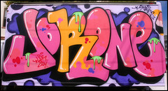 Jor One (funkandjazz) Tags: sanfrancisco california truck graffiti jor jorone