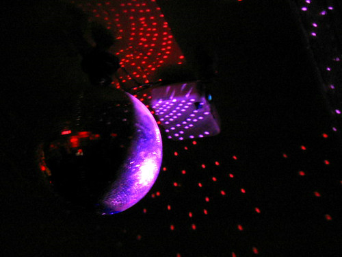 discoball by lorenzodom @ flickr.com