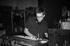Casey Rice aka Designer (k.james) Tags: chicago radio dj designer indie electronica indierock noise lesser rockphotography kid606 tigerbeat6 essl drumandbass alecempire kultbox caseyrice blimpradio atariteenageriot karlheinzessl kenthenderson kjameshenderson