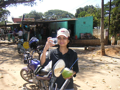 Coconut stop by Swaroop C H, on Flickr