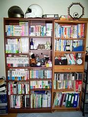 Bookshelf (2005) (Photo credit: neco)